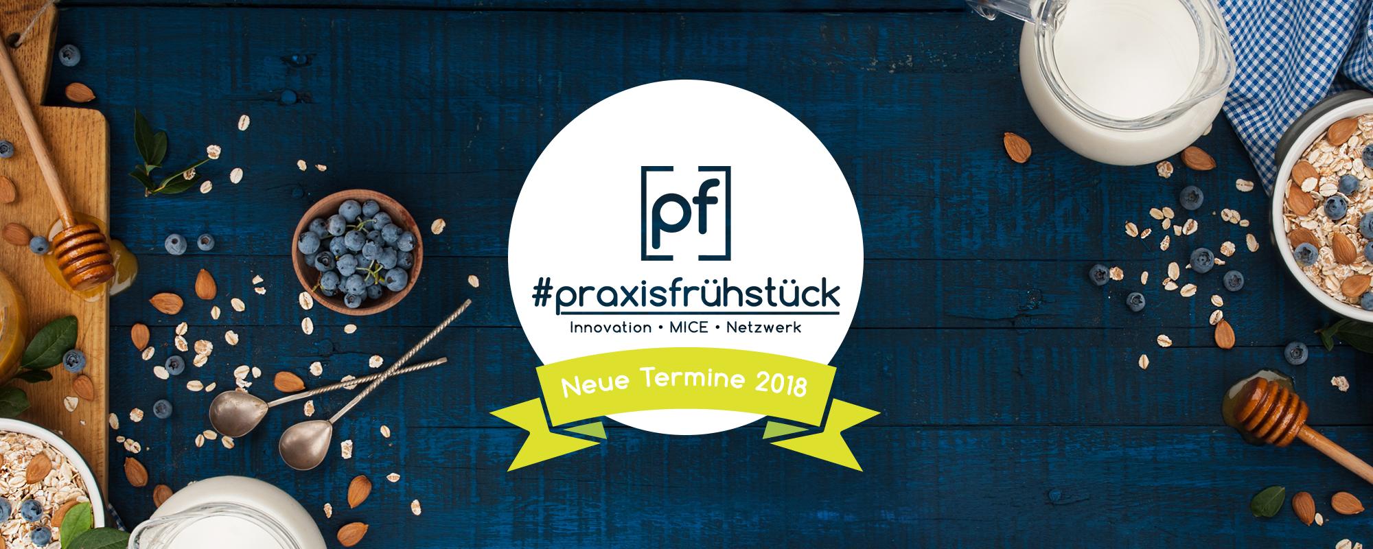 #praxisfrühstück – Innovation | MICE | Netzwerken